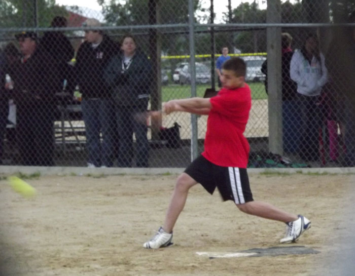 Gilman Park and Rec Youth Softball